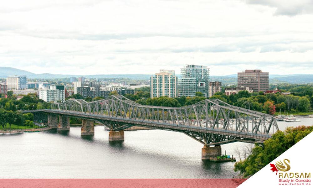 مهاجرت به کانادا از طریق تحصیل در استان انتاریو | رادسام