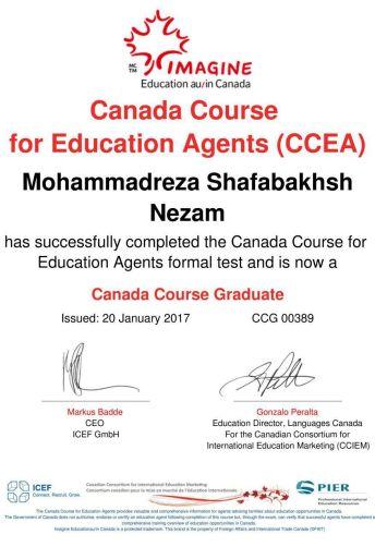 شرکت کانادا رادسام - مشاور تحصیلی رسمی کانادا و عضو رسمی سازمان آیسف 389